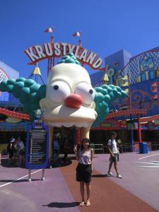 Krusty Land!