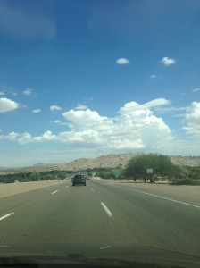 Road Trip - California to Nevada!