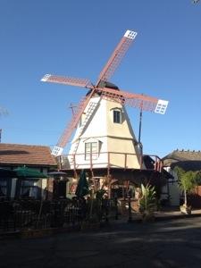 Solvang-Windmill