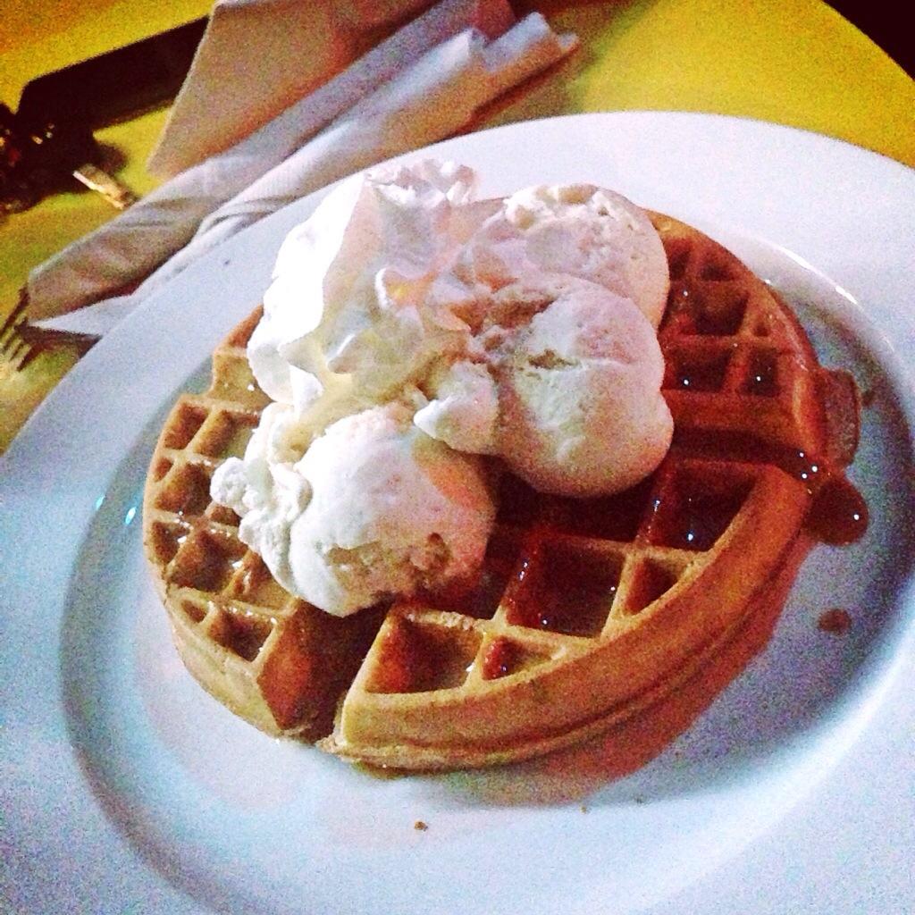 Fred 62 waffle