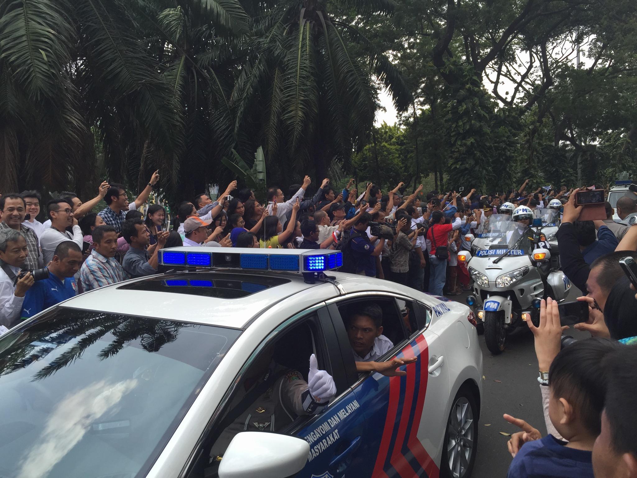 Inagurasi Jokowi
