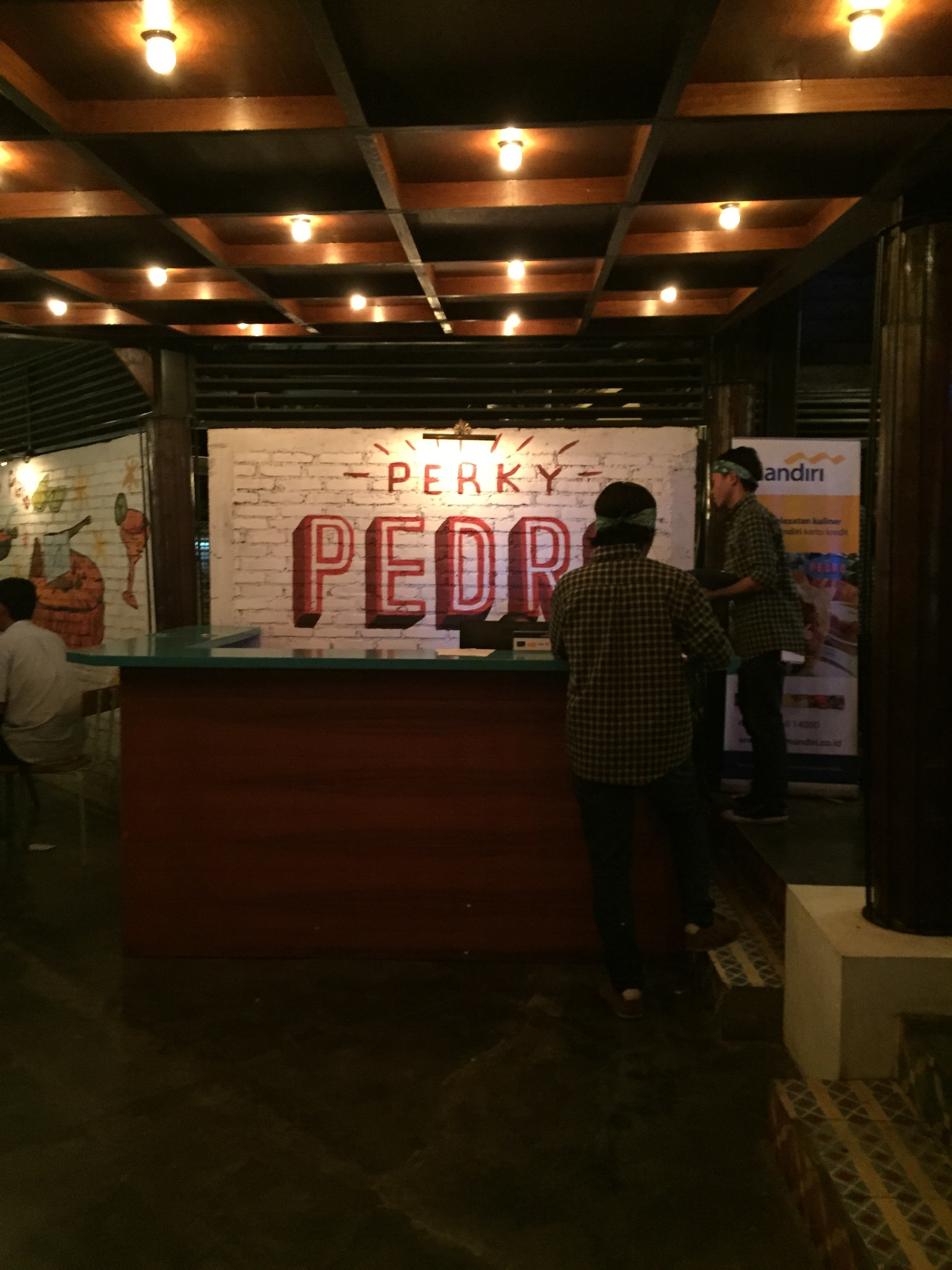 Perky Pedro