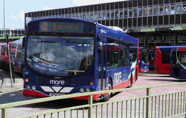 More Bus