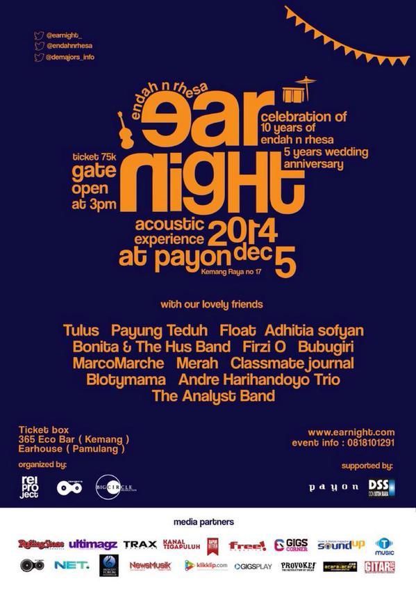 EarNight 2014