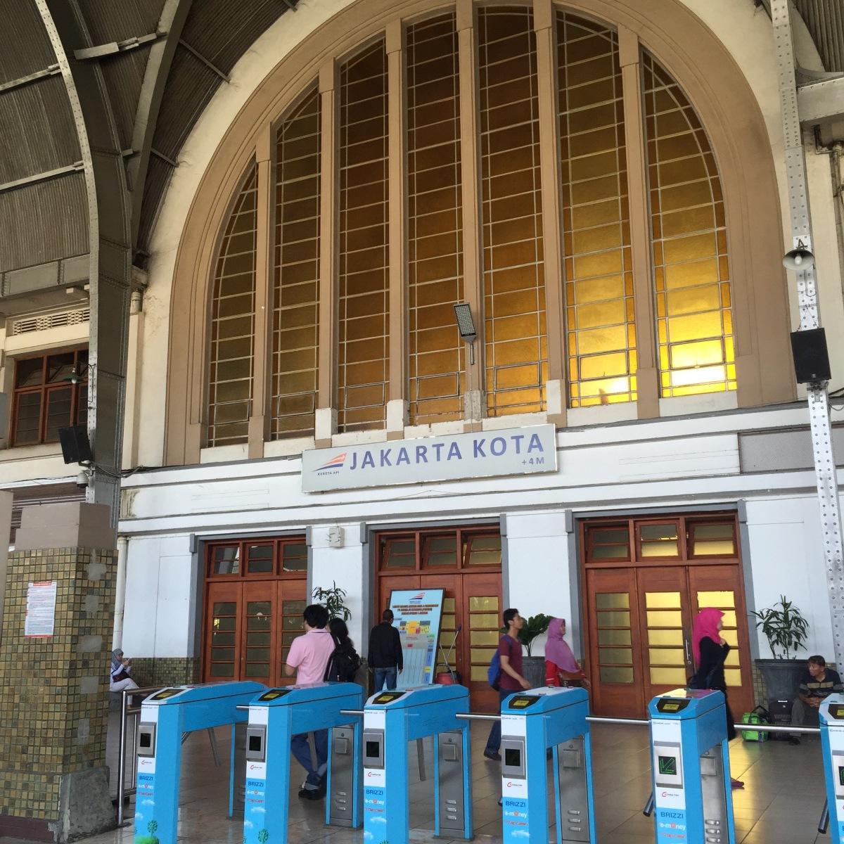 Being a tourist in…Jakarta!