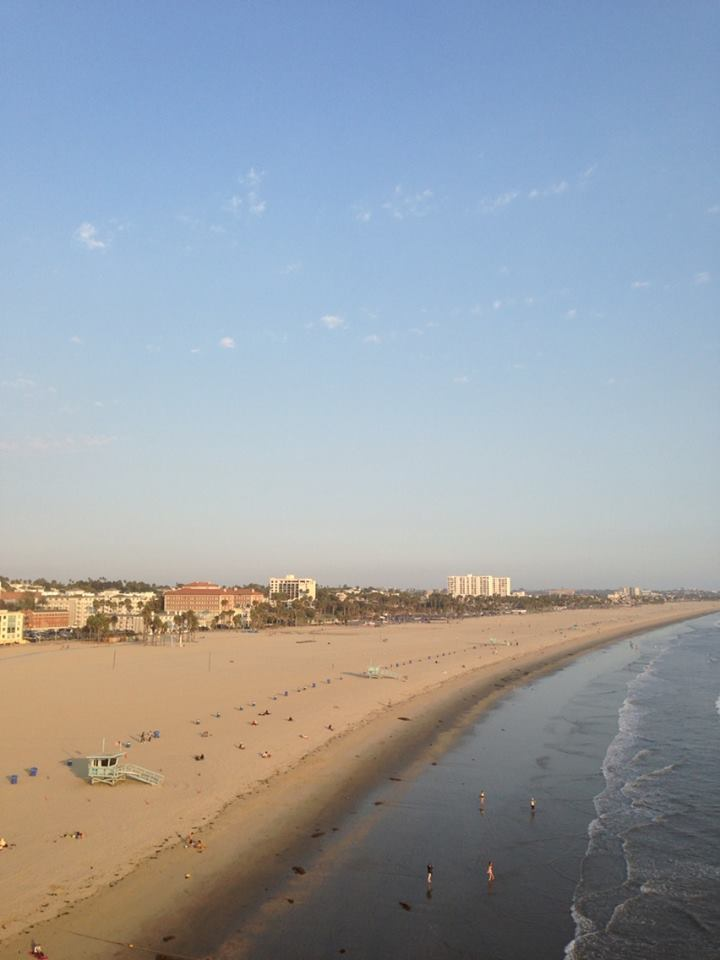 BEC – Postcard from Santa Monica
