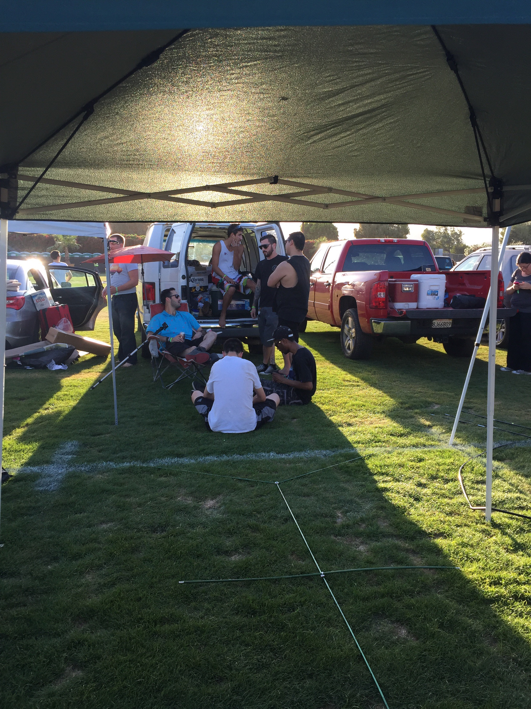 Coachella Camping   Christa Bercerita