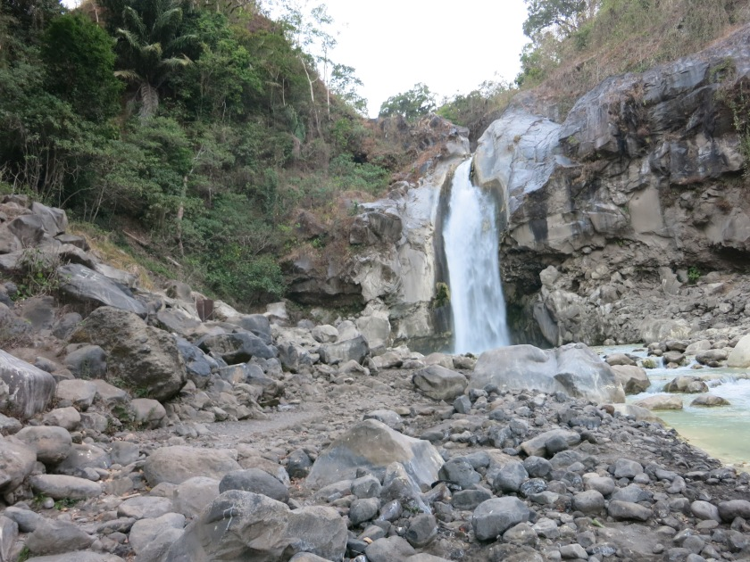 Mangku Sakti Waterfall