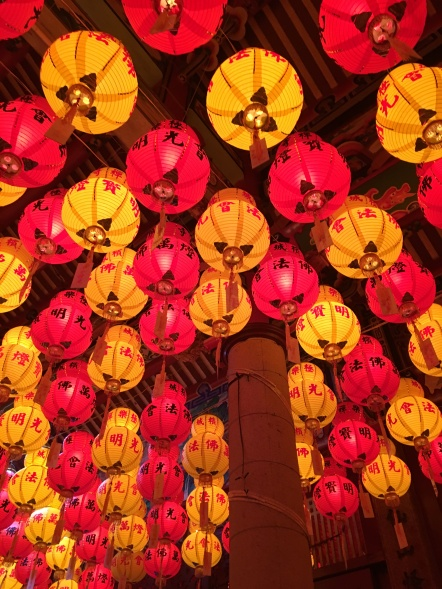 CNY Lights @Kek Lok Si Temple