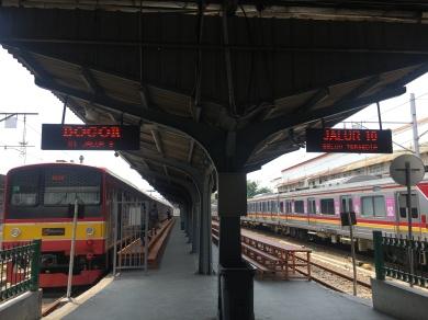 Jakarta Kota Train Station